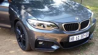 BMW 220d Coupe Test Review
