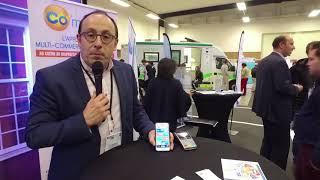 Co'mercea, l'application fidélité et City drive multi-commerces / Connect Street Charente / 2017