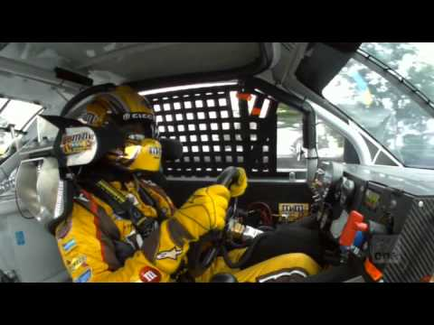 Marcos Ambrose - First NASCAR Sprint Cup Win Heluva Good! Sour Cream Dips at the Glen