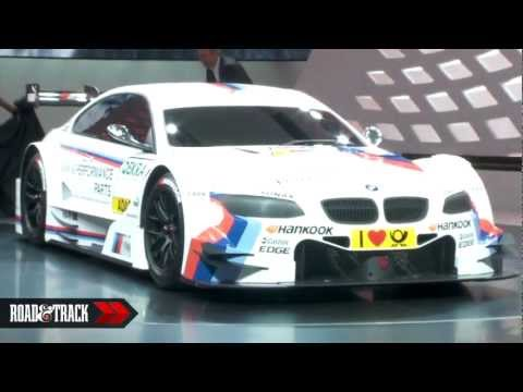 BMW M3 DTM Race Car @ 2012 Geneva Auto Show