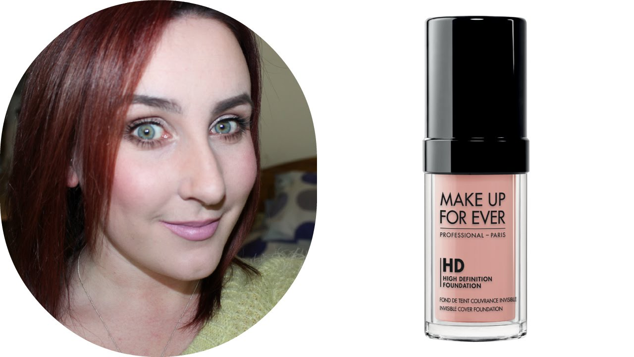 Foundation Make Up Forever Review
