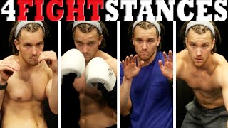 Top 4 Most Effective Fighting Stances for a Fight