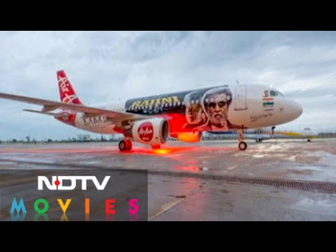 This Kabali-special plane will take off with Rajinikanth's film