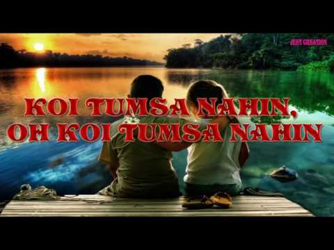 Koi Tumsa Nahin {Full Song} Krrish 2006 HD LYRICS | 1080p BluRay Music Videos YouTube