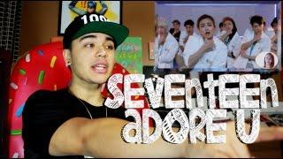 SEVENTEEN - Adore U [13 BOYS!! WHY!!]