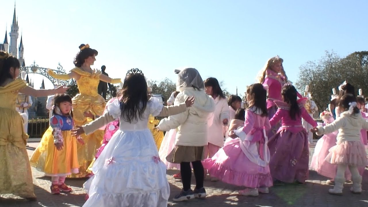 2006年02月05日 tdl ディズニー・ローズプリンセス・グリーティング
