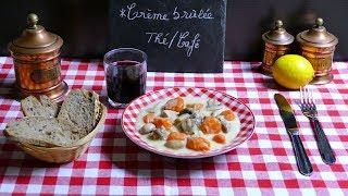 Бланкет или телятина под белым соусом