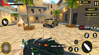 Critical Ops Fps Shooting Games - Android Gameplay
