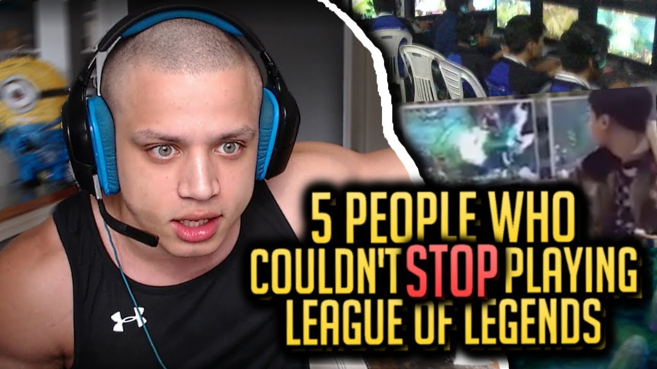 5 People Who Couldn't STOP PLAYING League of Legends
