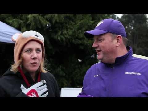 UW Husky - WSU Cougar rivalry