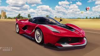 Forza Horizon 3 - Beautiful cars and stunning scenery