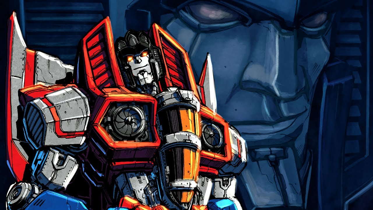 transformers comic book characters