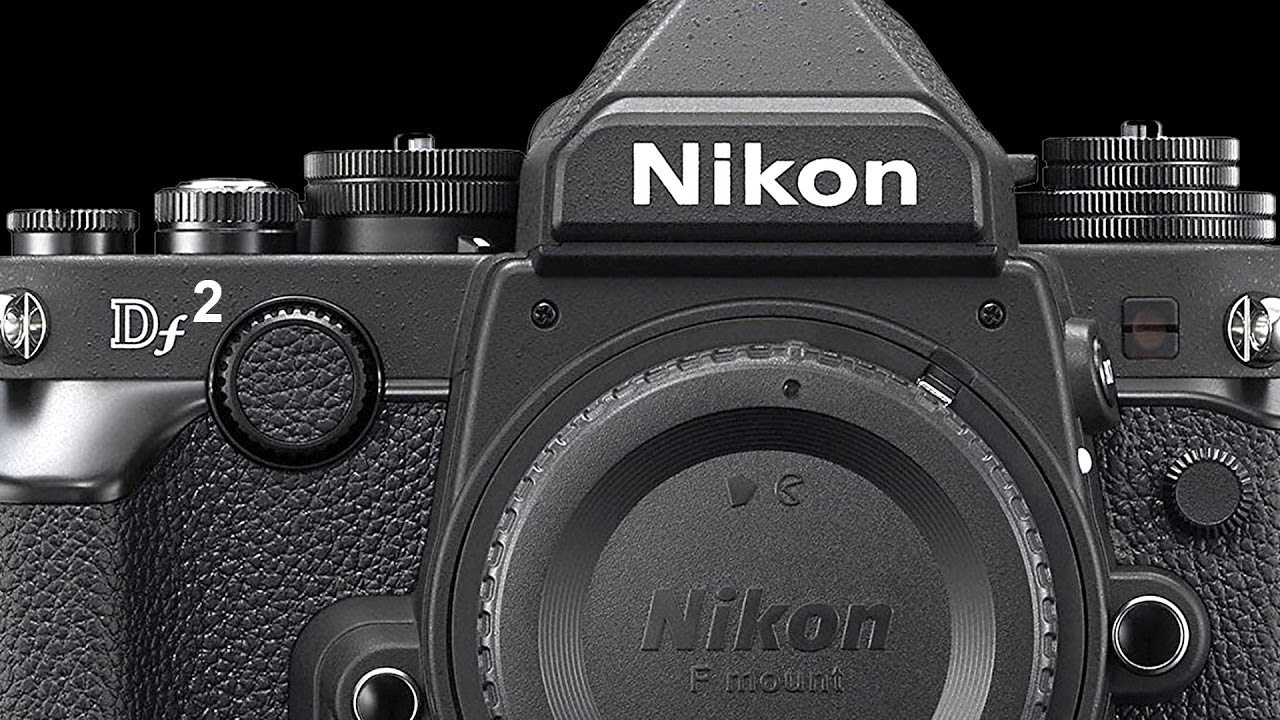 Nikon 4k Camera >> Nikon Df2 4K Video & 36 Megapixel Sensor from the Nikon D810 - YouTube