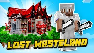 HUGE UPGRADES & LOST WASTELAND! - Minecraft SKYBLOCK #12 (Season 2)