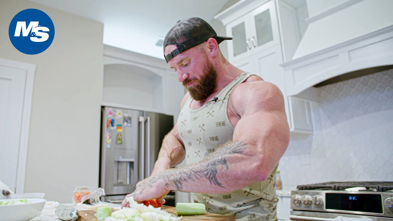 Full Day of Eating | Seth Feroce | 3,047 Calories