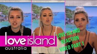 LOVE ISLAND REACTION VIDEO || ft: some inside GOSSIP