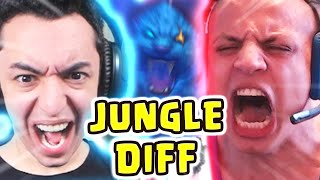 NIGHTBLUE3 VS. TYLER1 | JUNGLE DIFF THE MOVIE