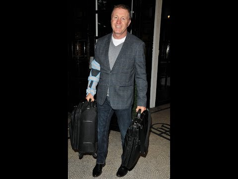 Steve Collins gets pro licence aged 53 as boxing legend eye trilogy fight with rival Nigel Benn