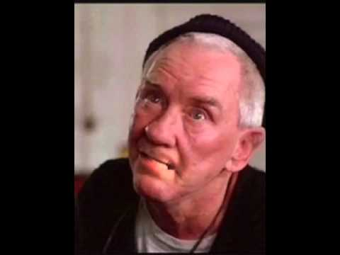 Impersonation of Mickey Rocky Burgess Meredith - YouTube