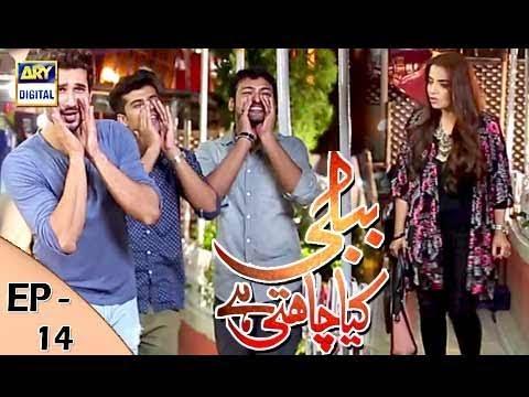 Bubbly Kya Chahti Hai - Episode 14 - 21st November 2017 - ARY Digital Drama
