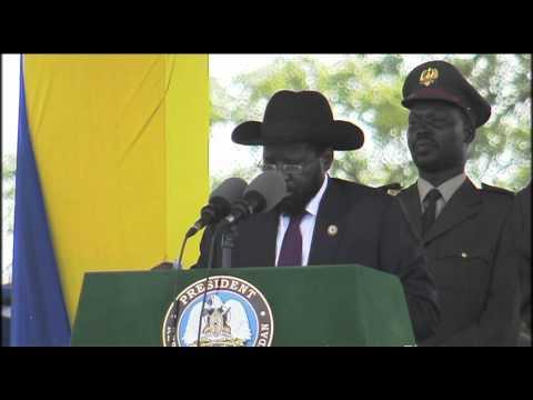 South Sudan 1st Anniversary Celebrations