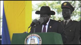 South Sudan 1st Anniversary Celebrations