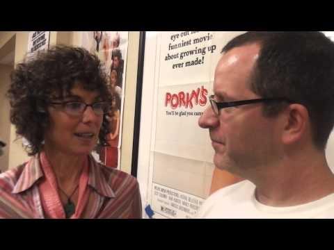 Porky's Movie 30th Anniversary interview with KAKI HUNTER (Wendy Williams) Chiller Theatre 2012