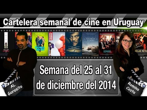 CARTELERA SEMANAL DE CINE ENURUGUAY - Escobar: Paraiso perdido / La teoría del todo