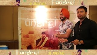 Promotion Tour | Angrej | Amritsar | Amrinder Gill | Releasing on 31st July 2015
