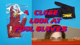 Billiard Glove Review - A Close Look