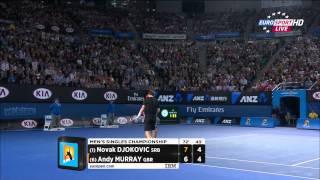 Novak Djokovic vs. Andy Murray | Australian Open 2015 Final | Full Match | Full HD