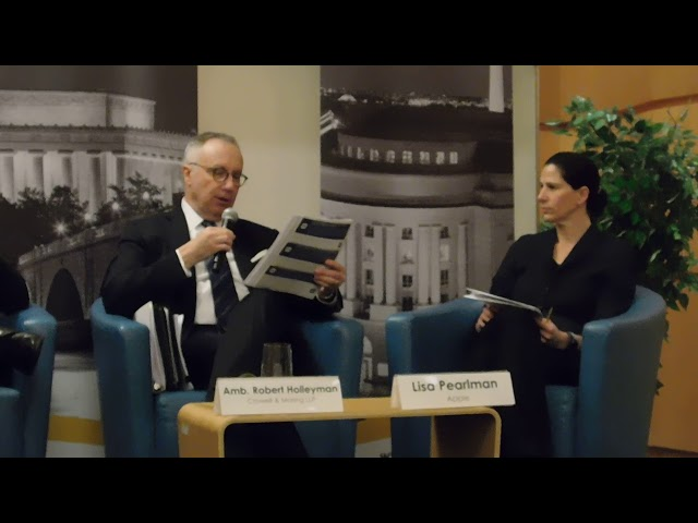 2/14/19 What is the Future for Digital Trade Policy?   Part 1