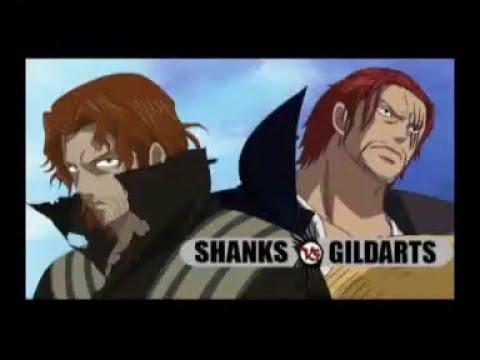 gildarts vs shanks updated - YouTube