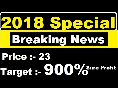 Download JACKPOT - 2018 || Penny stock below 24 rupees,multibagger penny stock || best stock for 2018