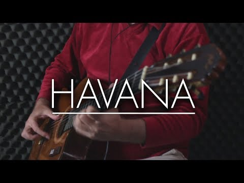 HAVANA meets Spanish Fingerstyle Guitar
