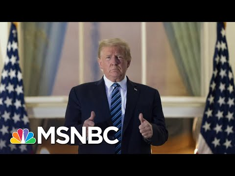 Presidential Historian: 'Trump Is So Terrible He Makes Hoover Look Like Gandhi' | All In | MSNBC