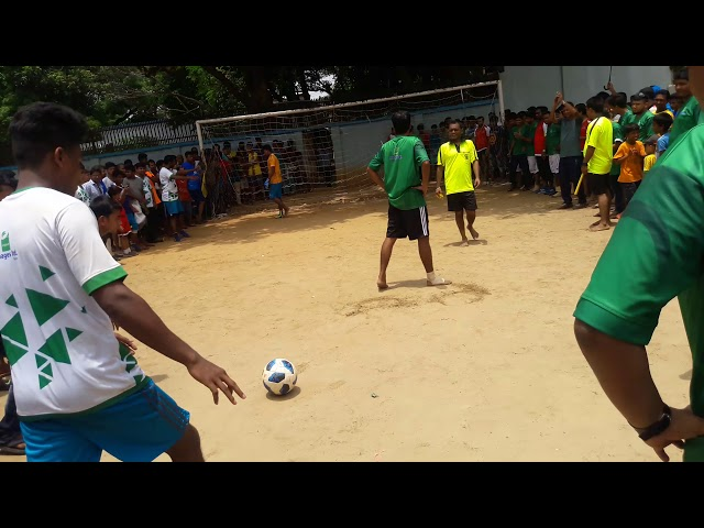 Our office football tournament 2018