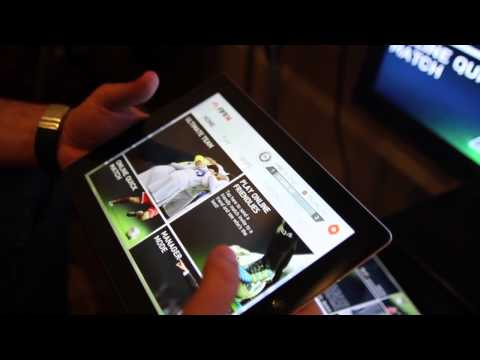 FIFA 2014 For IOS  - E3 2013