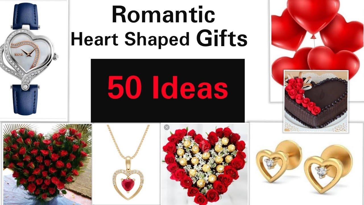 50 Valentine S Day Gifts Ideas For Him Boyfriend Romantic Valentine Gifts For Wife Girlfriend Her Youtube