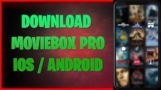 NEW* Movie Box Pro FREE Download iOS / Android APK 🎬 No