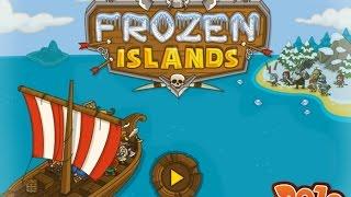 Frozen Islands Gameplay Video