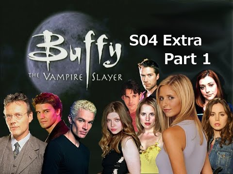 Buffy, the Vampier Slayer - S04 Behind The Scenes - part 1 / 2