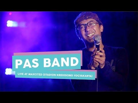 [HD] Pas Band - Kesepian Kita (Live at MAXCITED , Yogyakarta 2017)