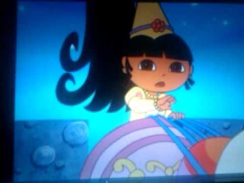 Dora the explorer princess fantasy youtube - Princesse dora ...