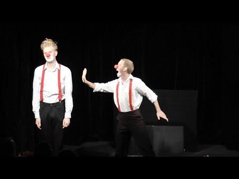 "Mimenbühne Dresden Premiere ""Clowns"" am 9. Juni 2017"