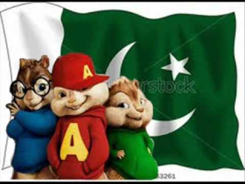Dil Dil Pakistan (Chipmunks Version)