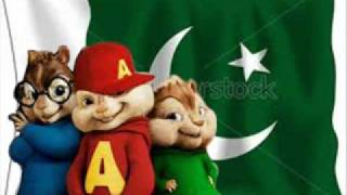Dil Dil Pakistan (Chipmunks Version)