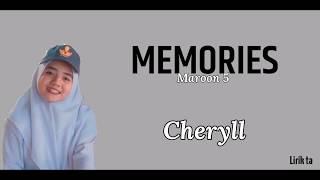 Download MEMORIES --- Cover CHERYLL Putih abu abu (Official Lirik)