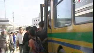 Harcèlement Sexuel Dans Le Transports Public En Tunisie 1/2