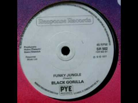 Black Gorilla - Funky Jungle